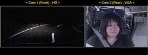 席期外線カメラのセッティング